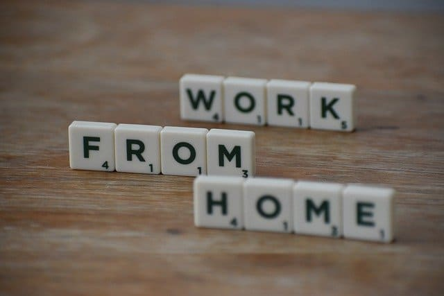 work from home meaning in hindi